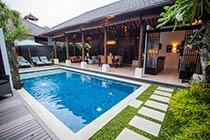 1 Bedroom Villas In Seminyak Bali Private And Luxury Vacation Rentals In Bali